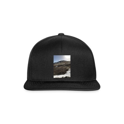 winter in The Lakes - Snapback Cap