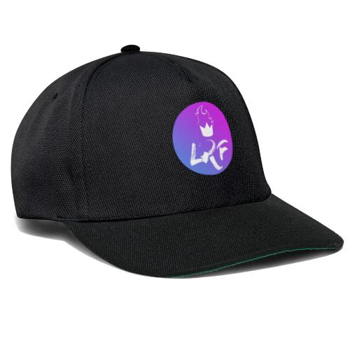 LRF rond - Casquette snapback