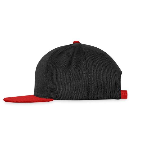 logo lrf rond black casquette
