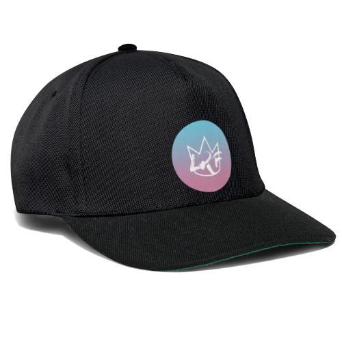 logo lrf rondcasquette - Casquette snapback