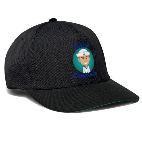 Little Captain - Snapback Cap