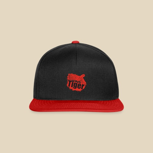 Red Tiger - Casquette snapback