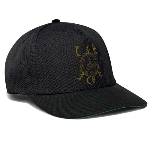 The Witch Drum Gold Edition - Snapback Cap