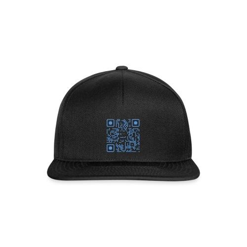QR Maidsafe.net - Snapback Cap