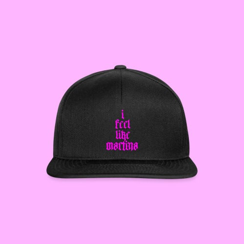 WEARABLE CLOTHING - Gorra Snapback