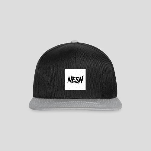 Nesh Logo - Snapback Cap