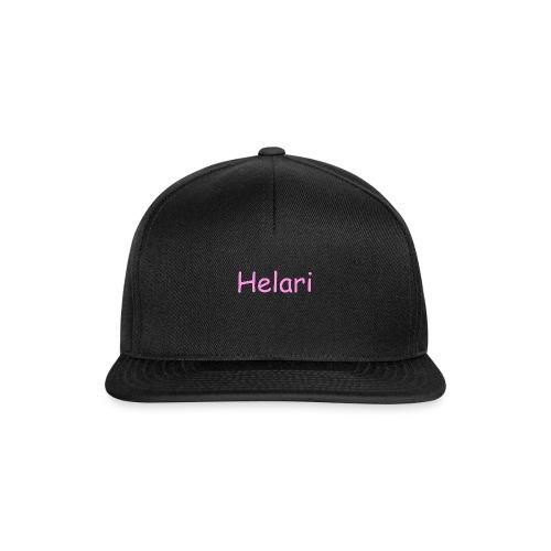Helari Merch - Snapback Cap