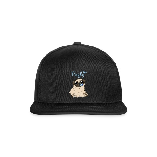 Bobo Pug - Snapbackkeps