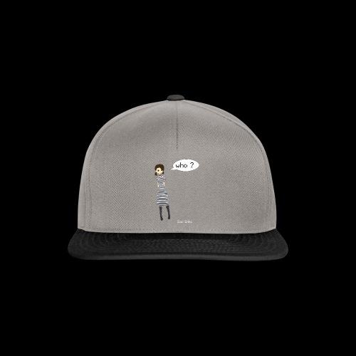 Camilla - Snapback Cap