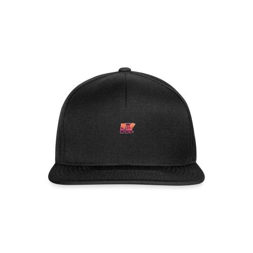 Ishaan Kulkarni Logo (1) - Snapback Cap