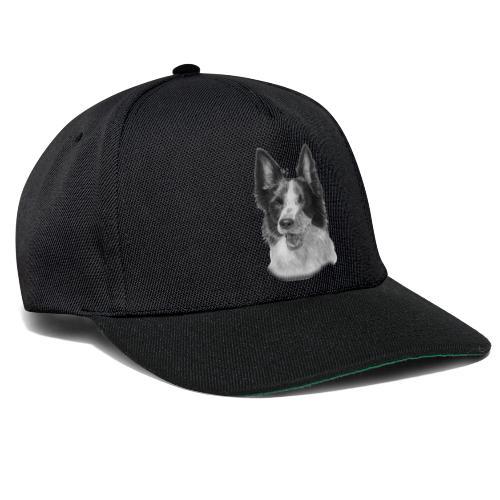 border collie 2 - Snapback Cap