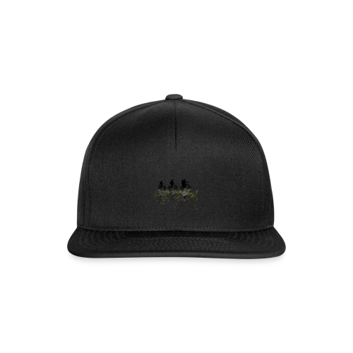 Stranger things bikes - Snapback Cap