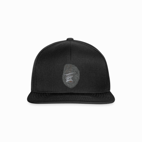 Gorilla - Snapback Cap