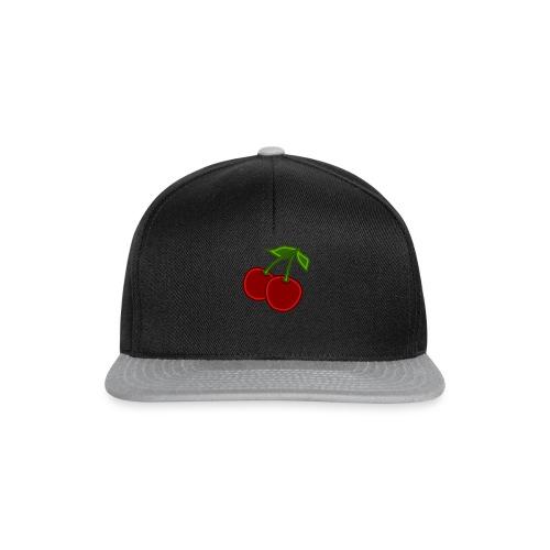 cherry - Czapka typu snapback