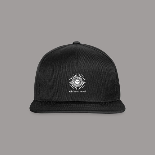 fhrlogowhite - Snapback Cap