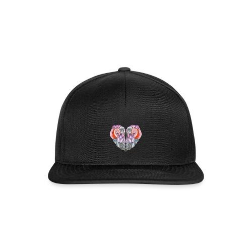 CUORE MANDALA - Snapback Cap