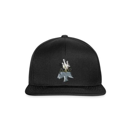 Altägyptischer Gott OSIRIS - Snapback Cap