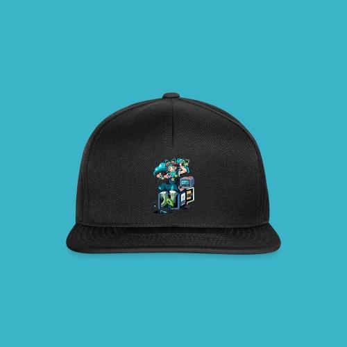 AID RAID Maskottchen by pfannkuchenherz - Snapback Cap