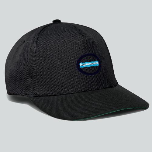 Aquawomen - Snapback Cap