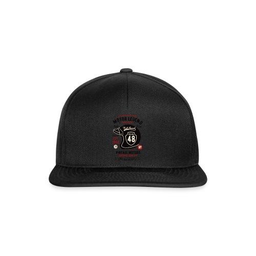 Motor Legend Helmet - Snapback Cap