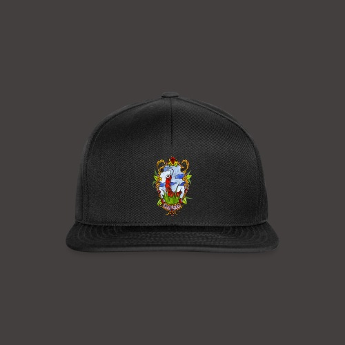 GUNILLE DU PRINTEMPS - Casquette snapback
