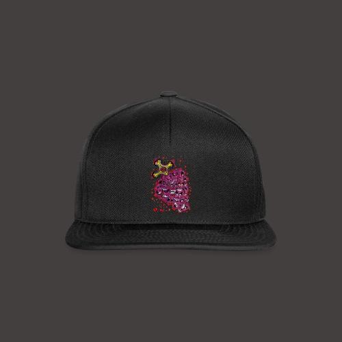 Cross Grapes - Casquette snapback