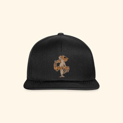 FLORA NEGRA (LANDFALL) COLOUR - Snapback Cap