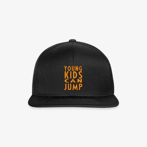 YOUNG KIDS CAN JUMP - Casquette snapback