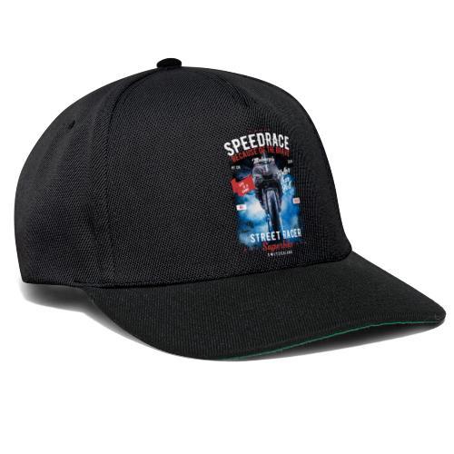 Speed Race - Snapback Cap