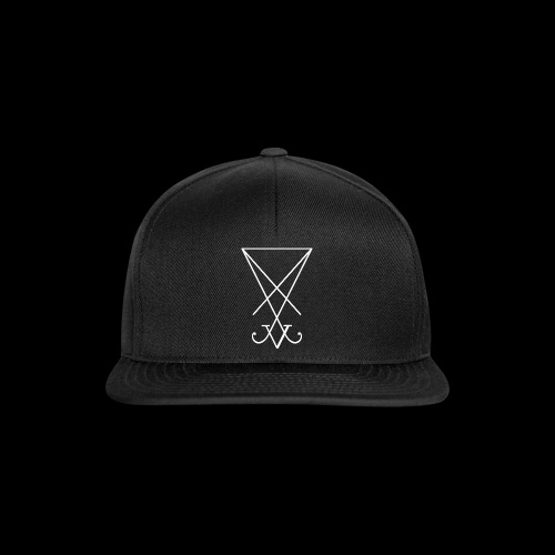 LVCIFER BLACK - Snapback Cap
