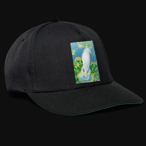 Ariane 6 - Leaving Earth - By Mr.fro_man - Snapback Cap
