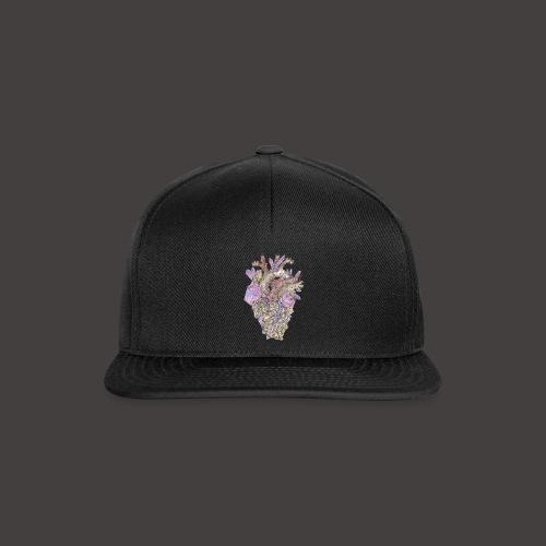 Le Coeur de Cristal Couleur - Casquette snapback