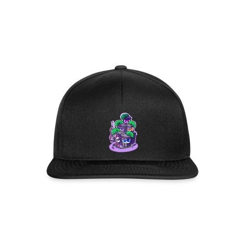 The Trashcans - Snapback Cap