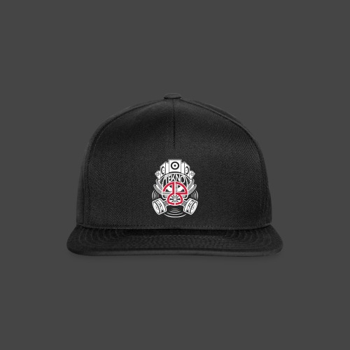 Maschera antigas Tekno 23 - Snapback Cap