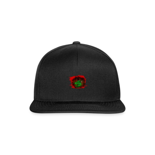 serpent guitare png - Casquette snapback