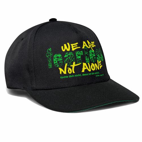 fearless - we are not alone - Snapback Cap
