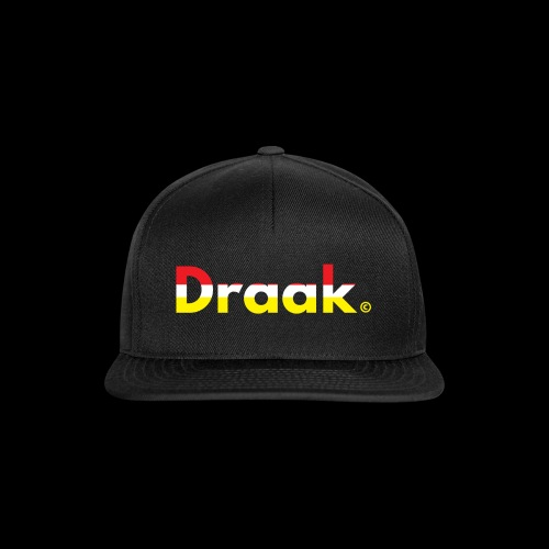Draak Transparant Design - Snapback cap