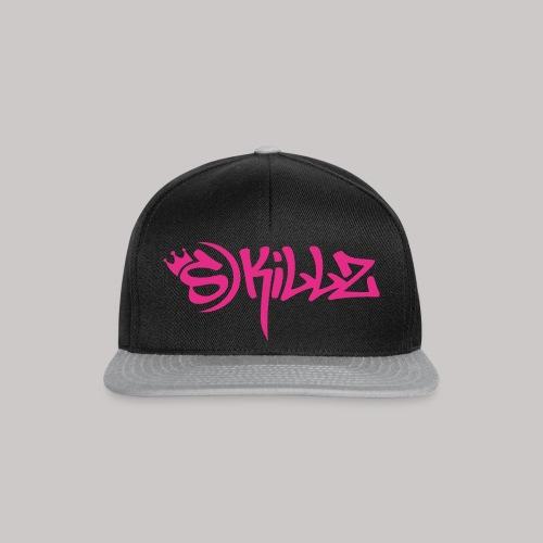 S Killz pink - Snapback Cap
