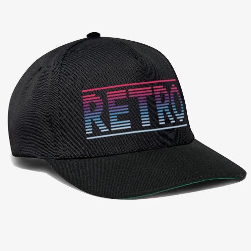 Retro - Snapback Cap