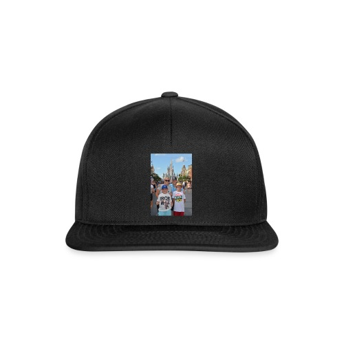 Magic Kingdom - Snapback Cap