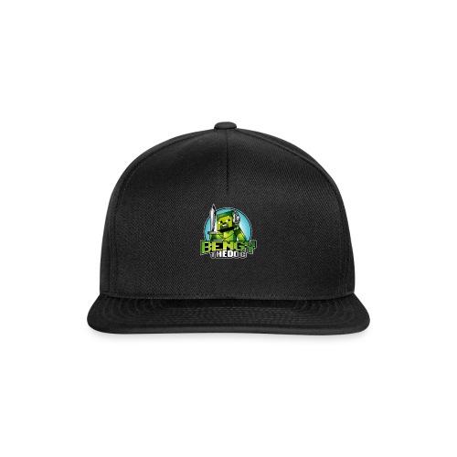 bengy logo - Snapback Cap