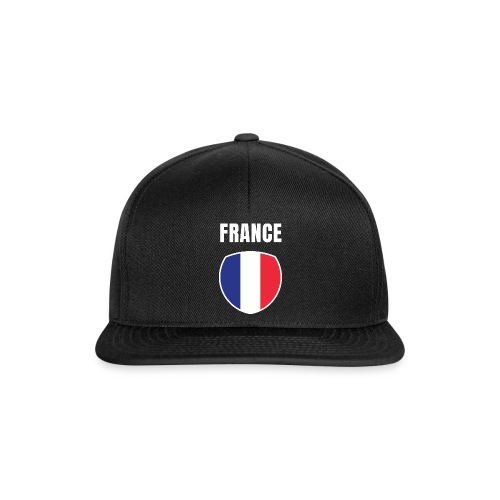 Pays France - Casquette snapback