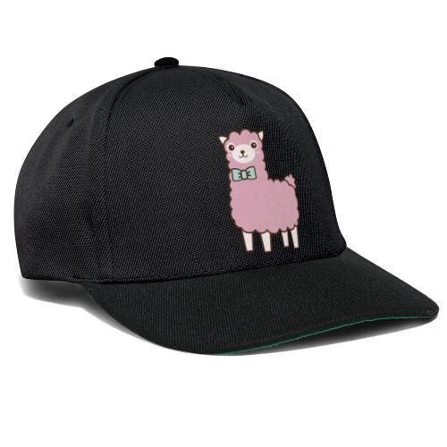 fluffy Lama - Snapback Cap