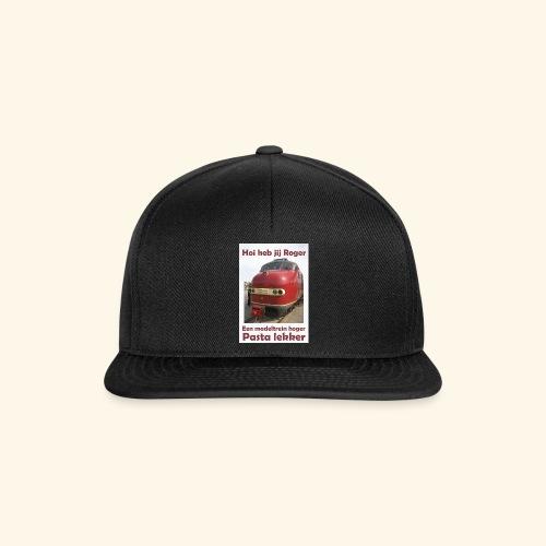 hoi heb jij roger - Snapback cap
