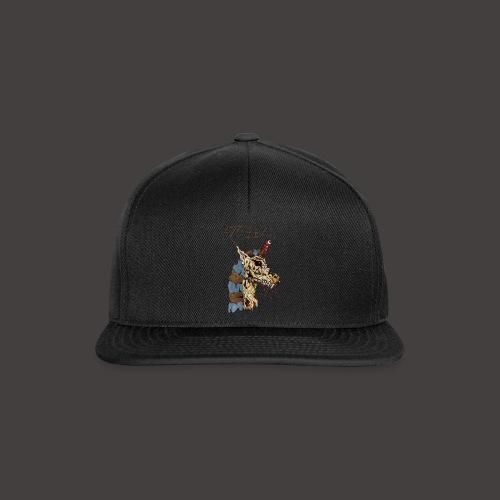 Anubis gold - Casquette snapback