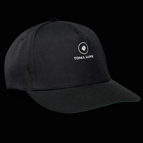 Toma Hawk Original White - Snapback Cap
