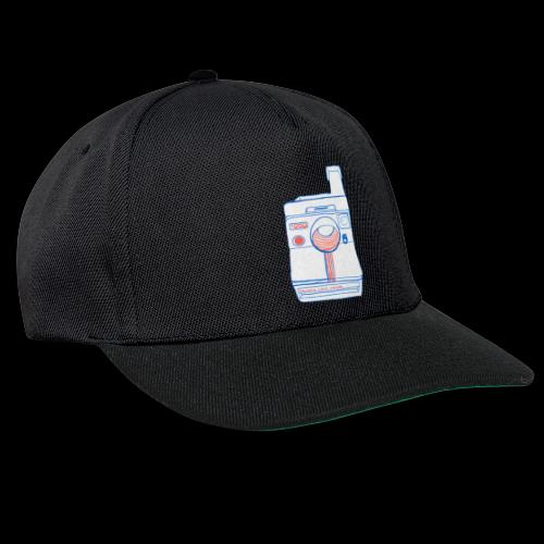 polaroid - Snapback Cap