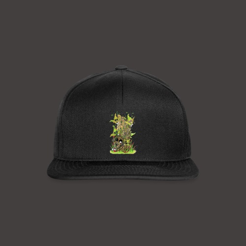 Ivy Death - Casquette snapback