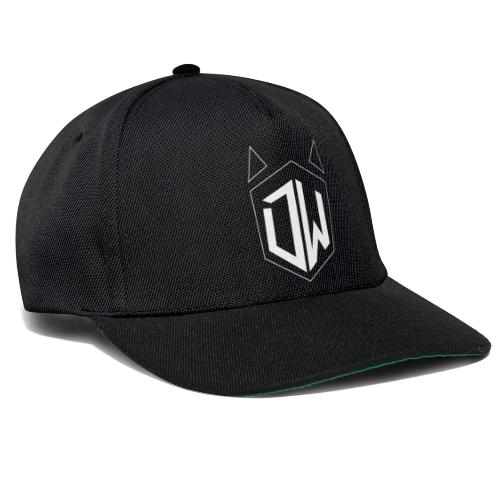 White Collection - Snapback Cap
