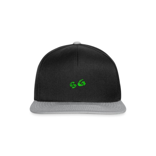 StreamGangster - Snapback cap